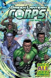 Green Lantern Corps (2011-) #18