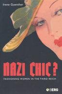 Nazi Chic?