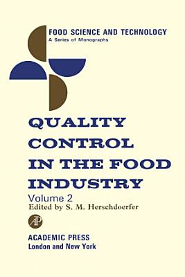 Quality Control in the Food Industry