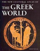 The New Cultural Atlas of the Greek World PDF