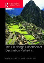 The Routledge Handbook of Destination Marketing PDF