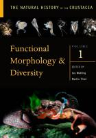 Functional Morphology and Diversity PDF