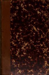 Dictionnaire universel, historique, critique et bibliographique, ou, Histoire abrégée et impartiale des hommes de toutes les nations qui se sont rendus célèbres, illustres ou fameux par des vertus, des talens, de grandes actions, des opinions singulières, des inventions, des découvertes, des monumens, ou par des erreurs, des crimes, des forfaits, etc., depuis la plus haute antiquité jusqu'à nos jours : avec les dieux et les héros de toutes les mythologies : enrichie des notes et additions des abbés Brotier et Mercier de Saint-Leger, etc., etc. : d'après la huitième édition publiés par MM. Chaudon et Delandine: Volume5