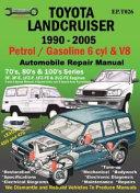 Toyota Landcruiser 1990 - 2005 Petrol