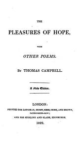 The pleasures of hope; with other poems. [Another]