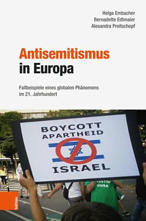 Antisemitismus in Europa PDF