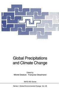 Global Precipitations and Climate Change