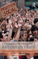 Community Practice and Urban Youth PDF