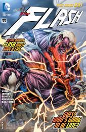 The Flash (2011- ) #33