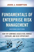 Fundamentals of Enterprise Risk Management PDF