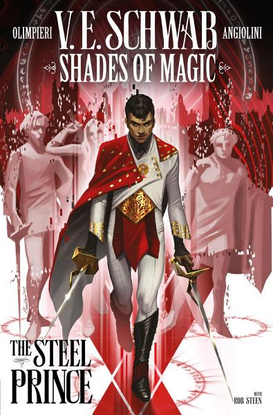 Download Shades of Magic  The Steel Prince  1 Book