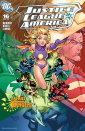 Justice League of America (2006-) #16
