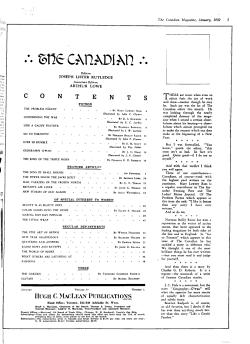 The Canadian Magazine PDF