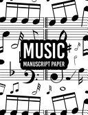 Standard Wirebound Manuscript Paper