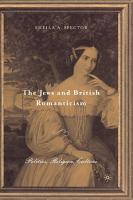 The Jews and British Romanticism PDF