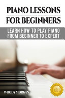 Piano Lessons For Beginners PDF