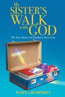 My Sister s Walk with God PDF