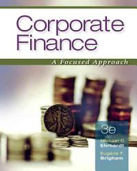 Corporate Finance A Focused Approach Book PDF