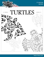 TURTLES - Design Book: Polynesian style designs for tattoo artists