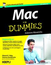Mac For Dummies: Edizione Mavericks