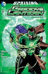 Green Lantern (2011- ) #32