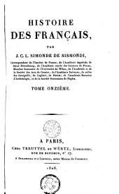 Histoire des Français: 11