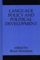 Language Policy and Political Development