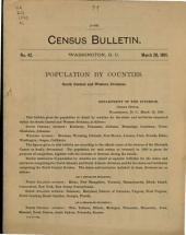 Census Bulletin: Issue 42