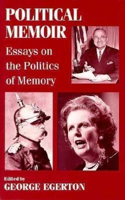 A Political Memoir