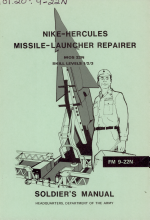 Nike-Hercules missile-launcher repairer