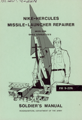 Nike-Hercules missile-launcher repairer: Part 101