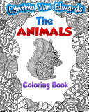 The Animal Coloring Book