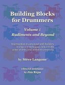 Building Blocks for Drummers