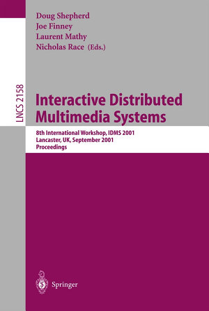 Interactive Distributed Multimedia Systems