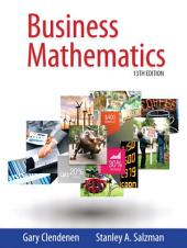 Business Mathematics: Edition 13