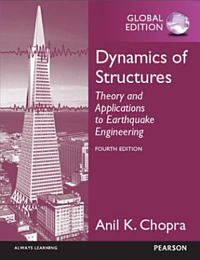 Dynamics of Structures  International Edition PDF