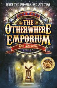 The Otherwhere Emporium Book