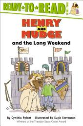 Henry and Mudge and the Long Weekend: With Audio Recording