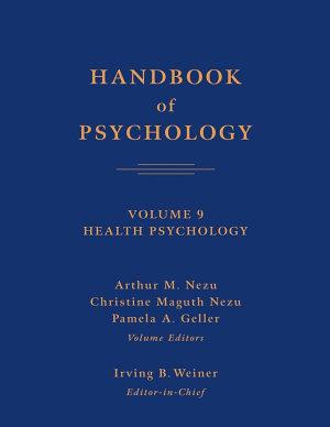 Handbook of Psychology  Health Psychology PDF