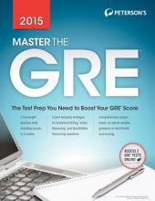 Master the GRE 2015: Edition 22