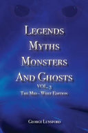 Legends Myths Monsters AND Ghost VOL  3 PDF