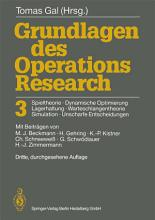 Grundlagen des Operations Research 3 PDF