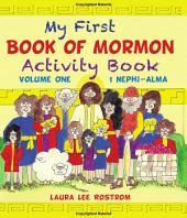 My First Book of Mormon Activity Book