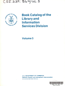 Book Catalog of the Library and Information Services Division  Subject index PDF
