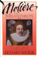 The Misanthrope   and Tartuffe PDF