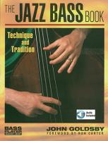 The Jazz Bass Book PDF
