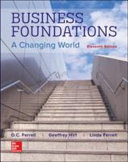Business Foundations: A Changing World