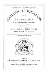 Magasin d'education et de recréation: Volume 38