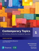 Contemporary Topics 1 PDF