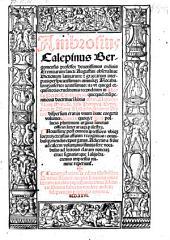 (Dictionarium) novissime recognitum amnibusque mendis expurgatum